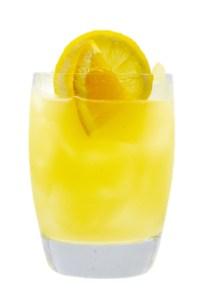Monin Ginger Citrus Punch cocktail recipe