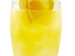 Monin Ginger Citrus Punch cocktail recipe