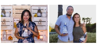 Chau Tran Gin Mare Mediterranean Inspirations Cocktail Competition 2019