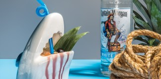 Captain Morgan The Great White cocktail recipe