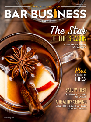 bar business magazine september 2019 issue