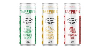 Taffer's Mixologist Sparkling Craft Cocktails