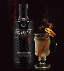 Brockmans Hot Ginger Toddy