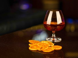 Clique Bar & Lounge Blood Moon cocktail recipe