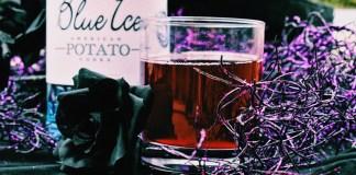Blue Ice Vodka Witch's Brew cocktail recipe
