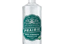 Prairie Organic Navy Strength Gin