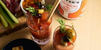 Taffers Mixology Southern Bloody Mary