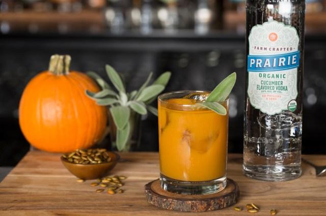 prairie pumpkin