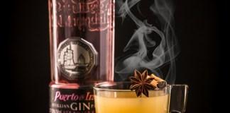 Puerto De Indias Mulled Gin & Tonic cocktail recipe