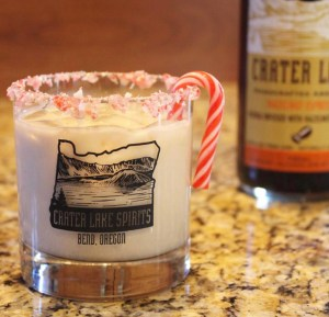 Crater Lake Spirits Peppermint Russian cocktail recipe