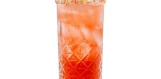 Monin Sugar Plum Pop cocktail recipe