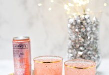 Smirnoff Ginger Peach Smash cocktail recipe