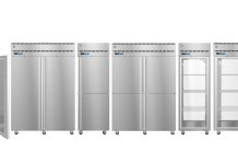 hoshizaki steelheart pass-thru refrigerators
