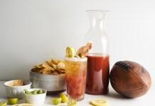 Taffer's Mixologist The Loaded Michelada cocktail recipe