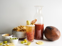 Taffer's Mixologist The Loaded Michelada cocktail recipe