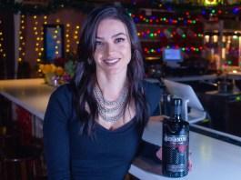 Nikki Diaz Brockmans Gin