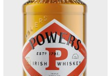 Powers Whiskey new label