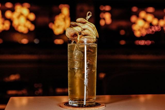Trademark Taste + Grind Spiced Hollywood Mule cocktail recipe