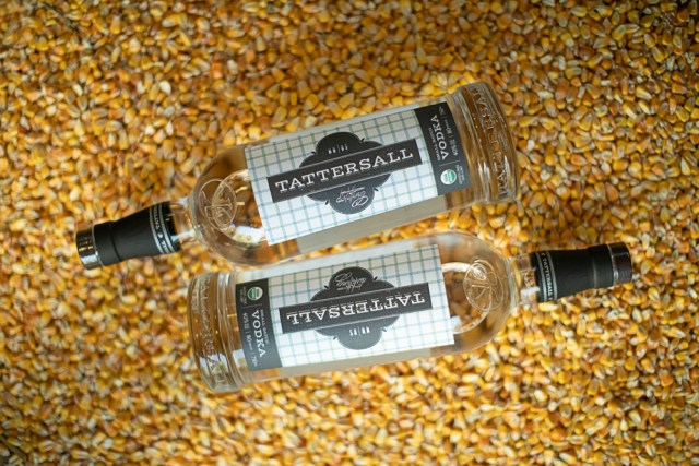 Tattersall Organic Vodka