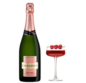Rosé is my Jam Chandon cocktail recipe