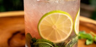 Innovative Dining Group The Green Fairy cocktail recipe