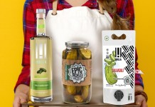 Holla Spirits Salvadili Vodka Epic Pickles