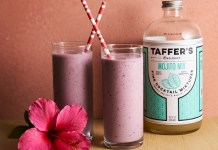 Taffer's Mixologist Berry Mojito Milkshake cocktail recipe