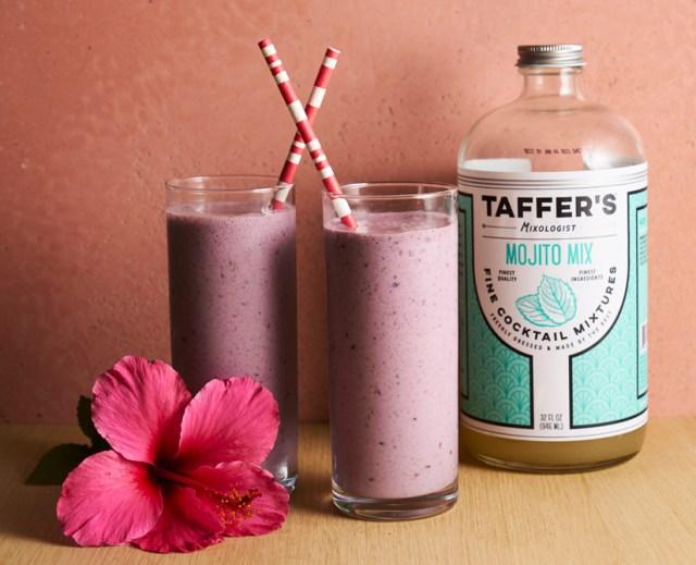 Taffer's Mixologist Berry Mojito Milkshake cocktail recipe