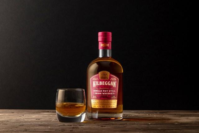 Kilbeggan Single Pot Still whiskey