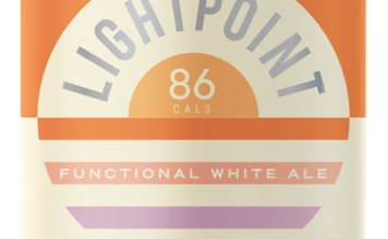 New Holland Brewing Lightpoint Functional White Ale