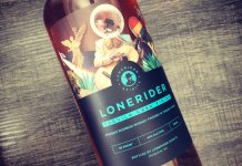 Lonerider Spirits Tequila Cask