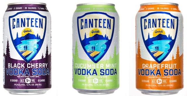 CANTEEN Vodka Soda
