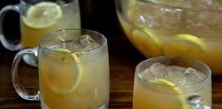 Proper No. Twelve Whiskey's Proper Paddy's Punch cocktail recipe