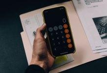 Nav CARES Act SBA Loan calculator