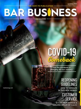 bar business magazine april may 2020