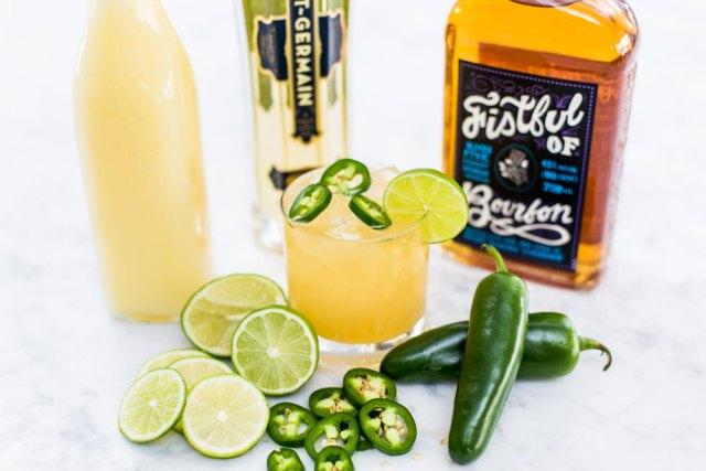 fistful of margarita memorial day cocktail recipe