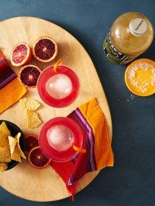 blood orange margarita cinco de mayo recipes