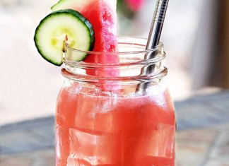 watermelon fresca memorial day cocktail recipe