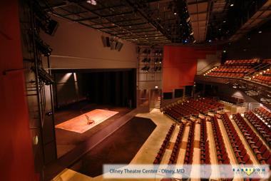 Theaters Barbizon Lighting Company
