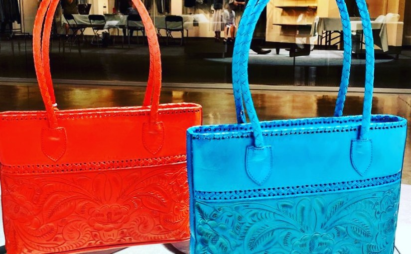 39b6f8592 Hand-tooled Long Rope Handbags - Barbosa Creations