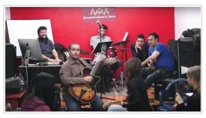 Press-BarbozaMusic_VideoAMA, Entrevista en Escuela de Música AMA, Profesor y Guitarrista Pedro Barboza, Bogota Colombia