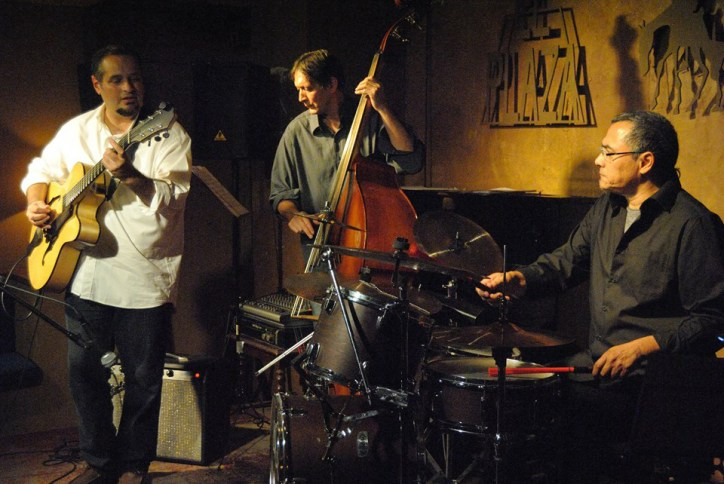 Pedro Barboza Trio en Plaza Jazz Club - Madrid