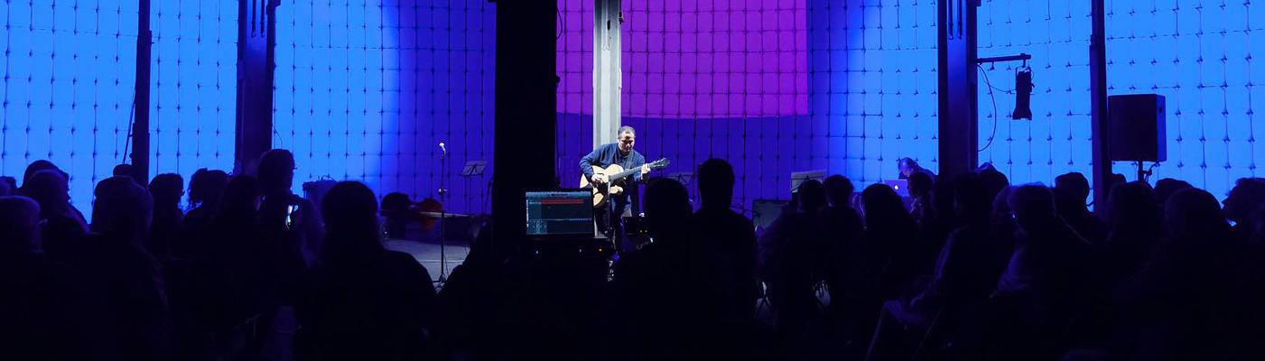 Pedro Barboza en Concierto Festival Internacional de Música de Canarias 2017, El Tanque Tenerife