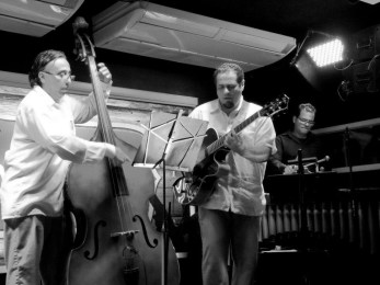 Pedro Barboza Cuarteto, con a Hendic Gonzalez. Maracaibo, Venezuela.