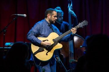 Pedro Barboza Trio- con Bam Rodriguez at Bonafide NY 2018