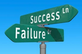 success-failure sm sign