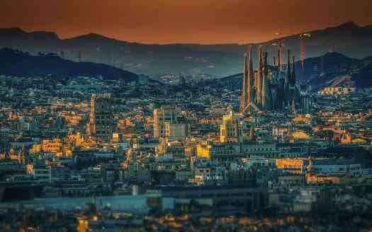 Barcelona Information • Facts Info History on Barcelona Spain