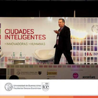 Jordi Hereu. Congreso de ciudades inteligentes. Buenos Aires, sept. 2015