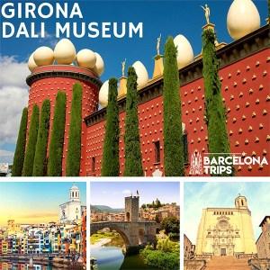 Girona, Dalí, Besalú