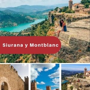 Siurana y Montblanc, 18 April 2021